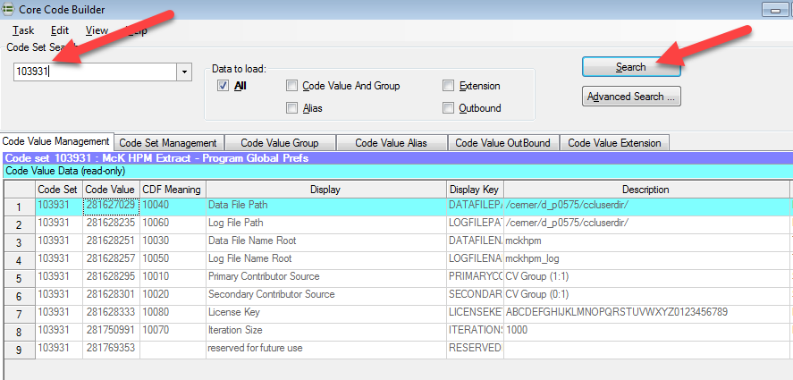 How to View/Modify Configuration Variables - MJ Morgan Consulting
